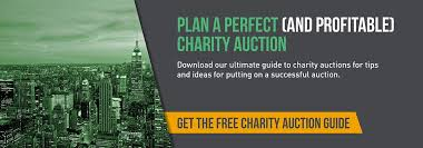 10 charity auction item ideas that bring in big bids
