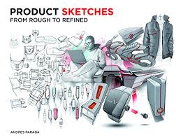 sketching 12th printing drawing techniques for product