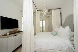 Curtain Ceiling Mount Ceiling Mounted Curtain Rods Transitional Bedroom Alys
