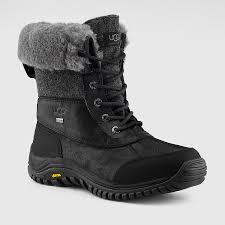 s ugg adirondack boot ii ugg s adirondack ii boots black mount mercy