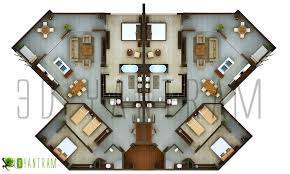 design plans 3d hotel floor plan design modeling studio amsterdam europe