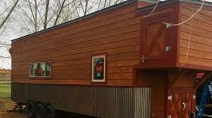 28 ft tiny house on wheels for sale in durango colorado tiny