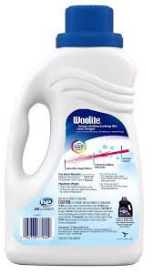 What Temperature Water Do You Wash Colors In - amazon com woolite gentle cycle liquid laundry detergent