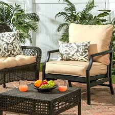 lowes patio furniture cushions lowes outdoor furniture cushions patio chair clearance set cushion