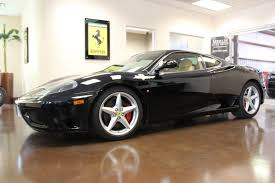 ferrari coupe used 2003 ferrari 360 modena stock p3162 ultra luxury car from