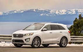2018 Kia Sorento News Reviews Picture Galleries And Videos
