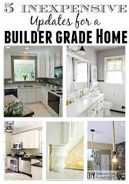 builder grade 5 ways to completely transform your builder grade home builder
