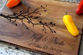 cutting board engraved personalized cutting board engraved cutting board country barn