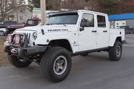 jeep brute single cab pre owned 2014 aev brute double cab white
