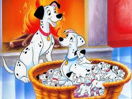 beautiful disney cartoon 101 dalmatians wallpapers free download