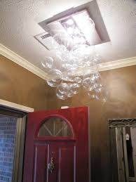 Glass Bubble Chandelier My Diy Modern Glass Ball Bubble Chandelier Musings From An