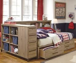 Zayley Full Bookcase Bed 58 Daybed With Trundle And Bookcase Hillsdale Cody Daybed With