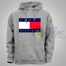 tommy hilfiger hoodie on the hunt