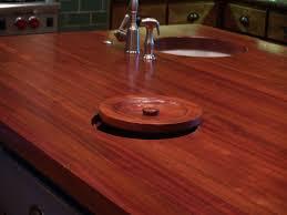 wood countertop edge design ideas the 25 best wooden countertops