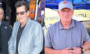 charlie sheen movies news girlfriend and hiv updates daily mail