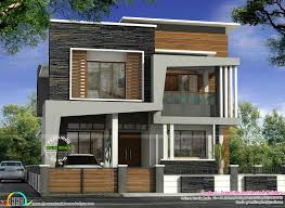 40x50 modern kerala home architecture kerala home design
