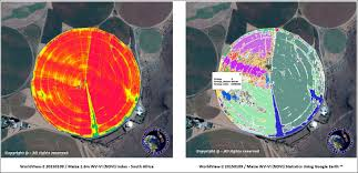 agriculture mapping satellite imaging corp
