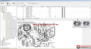 terex wiring diagrams for 2004 backhoe terex wiring diagrams for
