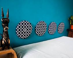 Headboard Wall Decor by Dorm Headboard Etsy