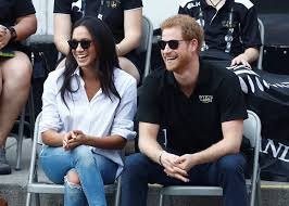 prince harry meghan markle together at official event prince