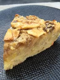 cuisiner flocon d avoine gâteau léger aux pommes et flocons d avoine et sa cuisine