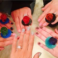 best 25 ring pops ideas on ring pop bridesmaid