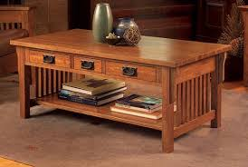 Woodworking Plans For Coffee Table by Easy Oak Coffee Table Plans On Latest Home Interior Design