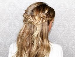 id e coiffure pour mariage 3 idées de coiffures pour aller à un mariage cheveux coiffures