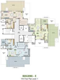 bel air floor plan mont vert belair in bavdhan pune price location map floor