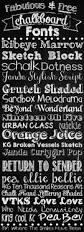 best 25 chalkboard fonts ideas on pinterest chalkboard writing