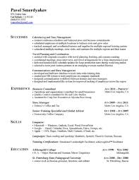Best Bookkeeper Resume by Bookkeeper Resume Sample Guide Resume Genius Effective Resume