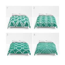 Fuschia Bedding Emerald Green And White Comforter Queen Comforter King