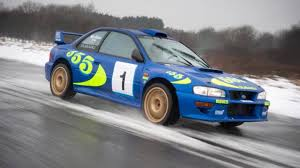 rally subaru lifted late rally hero colin mcrae u0027s subaru impreza rally car sells for