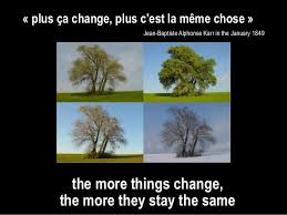 Plus Ca Change Plus C Est La Meme Chose Translate - cmo event paul ellis truly delivering valuable conversations and e