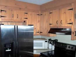 knotty pine kitchen cabinets lighter knotty pine cabinets redo kitchen pinterest incredible 30