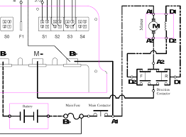 wiring diagram for reversing contactor u2013 the wiring diagram