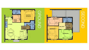 townhouse designs and floor plans townhouse floor plan philippines homes zone