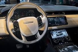 land rover velar hands on with land rover range rover velar touchscreens news