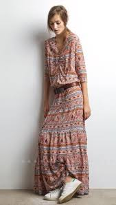 robe de mariã e boheme chic robe longue bohème tularosa robe robe boho and