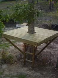 Bench Around Tree Plans 2003 Faculty And Youth Treebench A Backyard Paradise Pinterest
