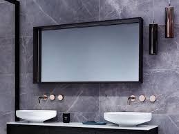 Wenge Bathroom Mirror Omvivo Venice Venice 1200wx650 Boxframe Mirror M Wenge Bathrooms