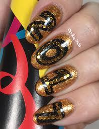 ehmkay nails welcome to 2017 nail art