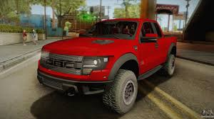 Ford Raptor Zombie Edition - ford f 150 svt raptor elite 2014 for gta san andreas