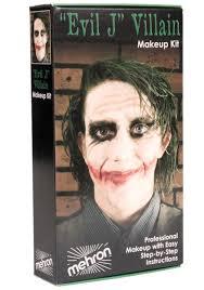 party city halloween makeup kits joker costumes halloweencostumes com