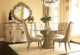 Antique White Dining Room Furniture Furniture Attractive Classy White Dining Room Sets Set Home