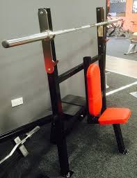 olympic shoulder press bench forsale in ballymoney county