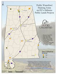 Ohio Public Hunting Land Maps by Public Hunting On Du Projects In Alabama