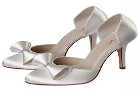wedding shoes rainbow club rainbow club kerrie dyeable ivory satin wedding shoes bridal uk