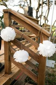 Home Wedding Decoration Ideas Wedding Decoration Ideas Using Paper Pom Poms
