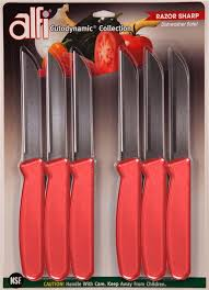 alfi cutodynamic made in usa 6 set sandwich knives